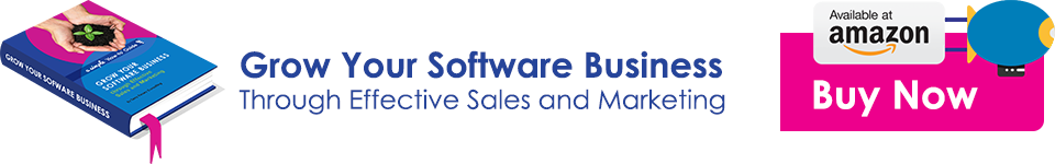 Growing your software business - buy the book