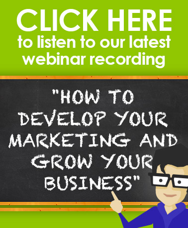 Click here to listen to our webinar